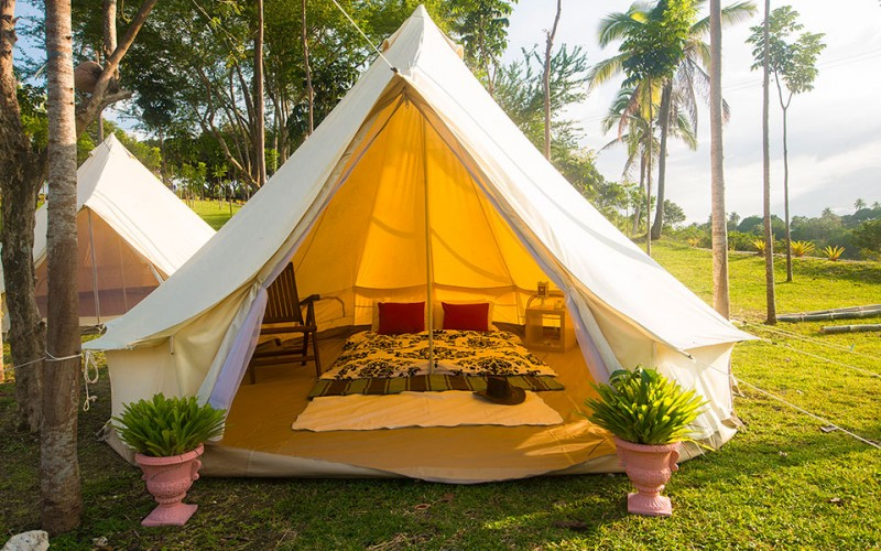 ... Safari Tent Cagayan de Oro Image ... & Safari Tent Camping - Ultra Winds Mountain Resort